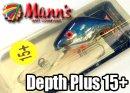 Mann's/Depth Plus 15+