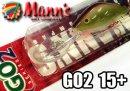 Mann's/GO2 15+