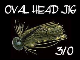 NORIES/OVALHEAD JIG 3/0