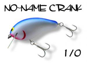 WooDream/ NO-NAME CRANK  #1/0 CB