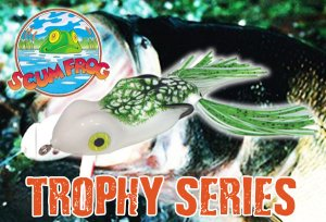 SCUMFROG/TROPHY SERIES