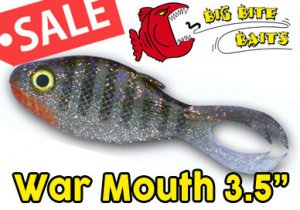 BIG BITE BAITS/War Mouth 3.5