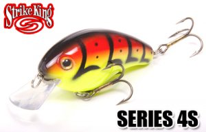 StrikeKing/Pro Model Crankbaits 4S