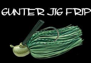 NORIES/GUNTER JIG FLIP ガンタージグフリップ 【旧モデル】