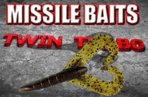 MISSILE BAITS/ Twin Turbo