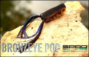 SPRO/ブロンズアイ・ベビーポップ Bronzeye Baby Pop 50