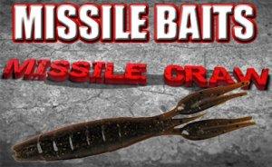 MISSILE BAITS/ Missile Craw 4