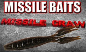 MISSILE BAITS/ Missile Craw 4