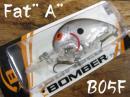 BOMBER/ FatA B5F 【廃番!】