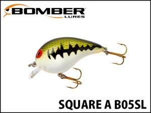 BOMBER/  SQUARE A スクエアA 【B04/B05】
