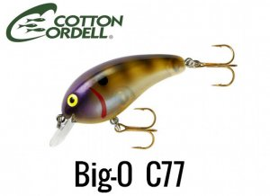 cotton cordell/ BIG-O C77