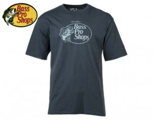 BassProShops/ オリジナルロゴ Tシャツ