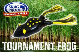 Snag Proof スナッグプルーフ /Pro Series Tournament Frog【1/4oz】