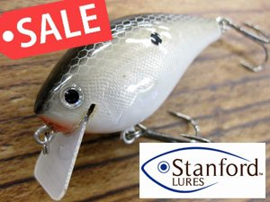 Stanford Lures/Patriot Shad 【Dives to 3ft.】