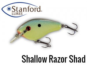 Stanford Lures/Shallow Razor Shad