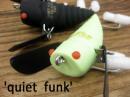 quiet funk/デカダンストーイ 【ナイトスペシャル!】