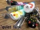 quiet funk/デカダンストーイ 【魚矢限定カラー!】