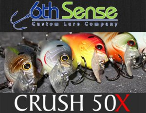 6th Sense Lure Company/CRUSH 50X