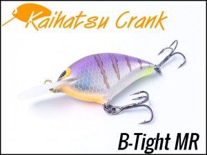 開発クランク/B-Tight MR