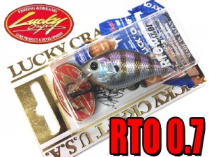 Lucky Craft USA/LC RTO 0.7