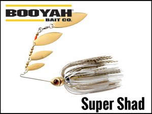 BOOYAH/SUPER SHAD 【3/8oz】