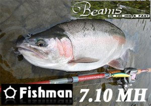 Fishman/ Beams 7.10 MH