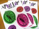 Phat Lab ステッカー 【セット】