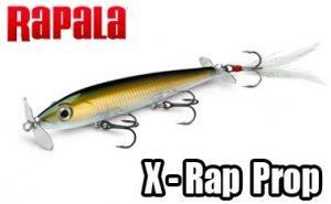 Rapala/ X-RAP PROP