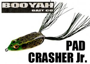 BOOYAH /PAD CRASHER JR.