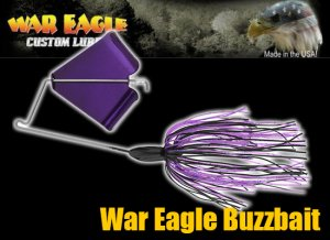 WAR EAGLE/Buzz Bait