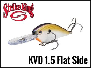 StrikeKing/KVD 1.5 Flat Side