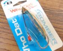 BOMBER/ Who Dat 【Weedless Metal Spoon】