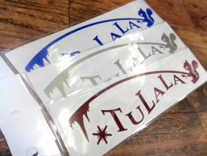TULALA/カッティングステッカー