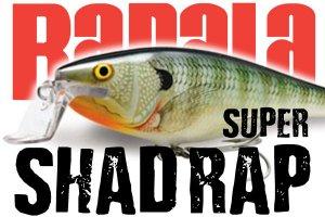 Rapala ラパラ/SUPER SHAD RAP スーパーシャッドラップ【SSR-14】 【新色入荷】