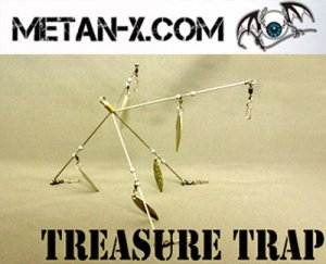 DREAM EXPRESS LURES/TREASURE TRAP