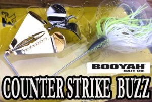 BOOYAH/COUNTER STRIKE BUZZ 【3/8oz ・ 1/2oz】