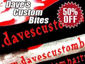 Dave's Custom Baits/スウェットパーカー