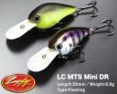 Lucky Craft/LC MTS Mini DR