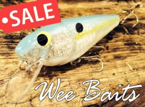 Wee Baits/ シャッド #4
