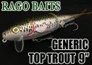 RAGO BAITS/GENERIC TOP TROUT 9
