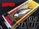 Rapala/ Fat RAP 【SFR-7】