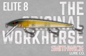 SMITHWICK/ ROGUE ELITE8 ログ エリート8