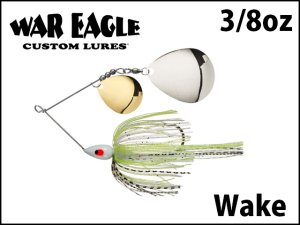 WAR EAGLE/Spinnerbait WAKE BAITS