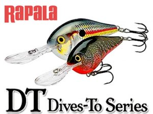 Rapala/DT Series