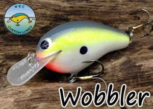 WEC CustomLures/ Wobbler