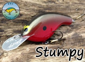 WEC CustomLures/ STAMPY 【1】