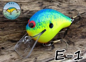WEC CustomLures /E-1 【1】