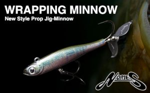 NORIES /WRAPPING MINNOW