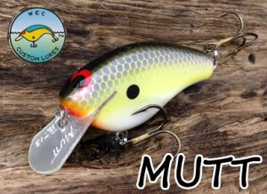 WEC CustomLures/ MUTT 【2】