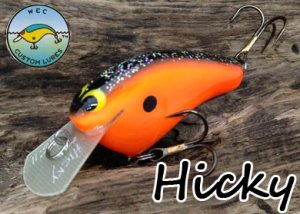 WEC CustomLures/ HICKY 【1】